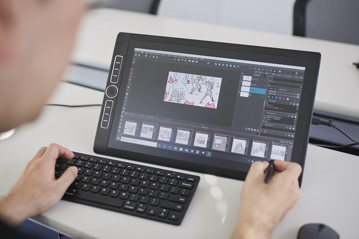 STORYBOARD PROの絵コンテは、設計図としての機能を余すことなく備えている06-min