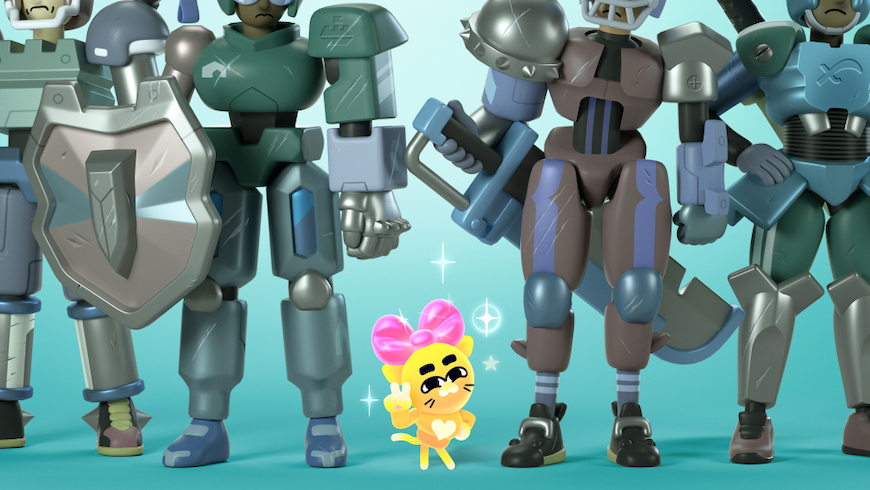 battle-kitty-netflix-toon-boom
