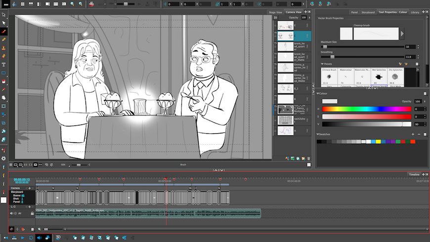 corner_gas_animated_storyboard_pro