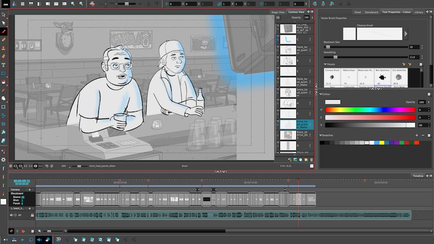 corner_gas_animated_toon_boom_storyboard_pro