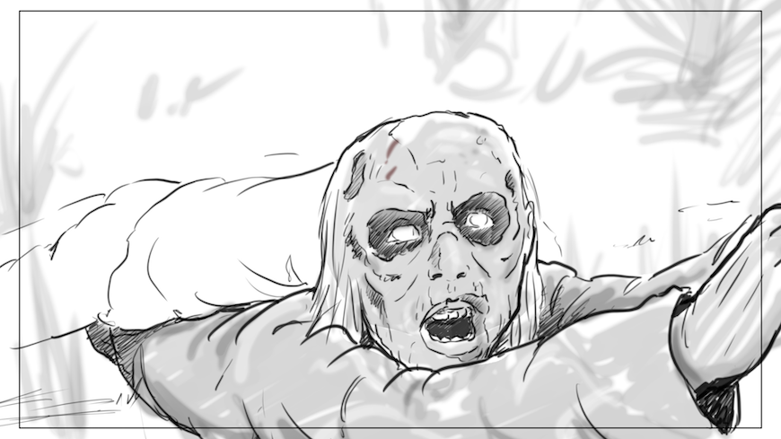 mark-simon-walking-dead-storyboard