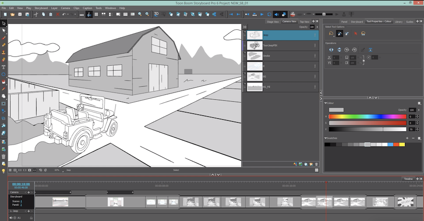storyboard-pro-2d-rendered-3d-object
