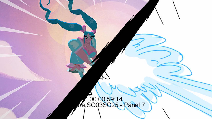 super-drags-storyboard-pro