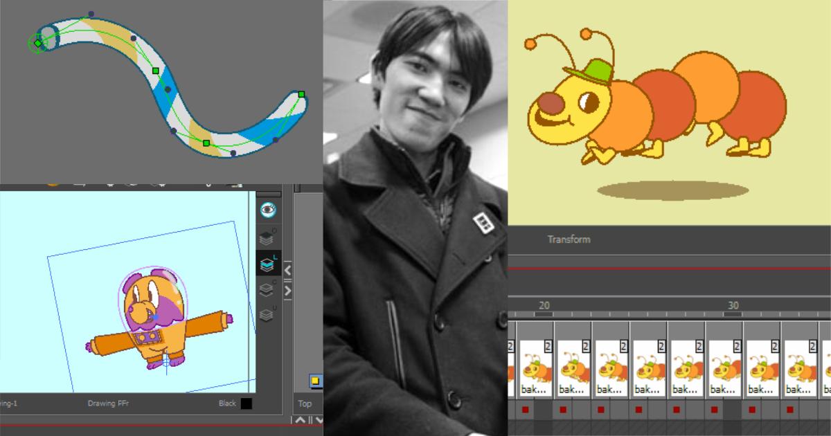 Community Spotlight: Yu Ueda on scripting new tools in Harmony