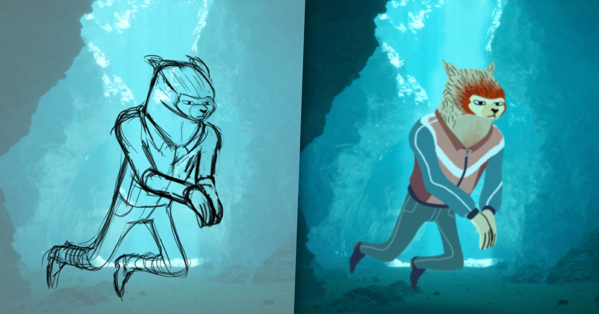 Diving into animation and live-action with Gonzalo Azpiri