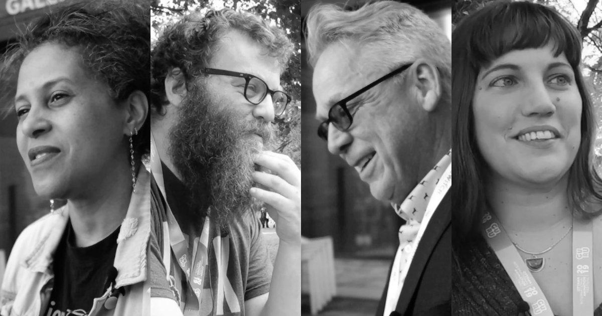 In Conversation at the Ottawa International Animation Festival - Part 1