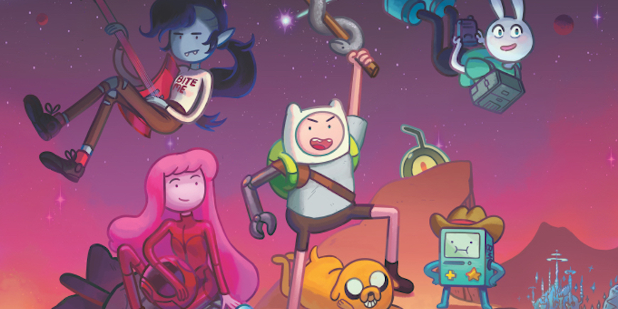 Top Animation News: Adventure Time, She-Ra, BAFTA Kids and more!